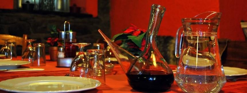 Menú de Invierno Casa Vall de Montgarri